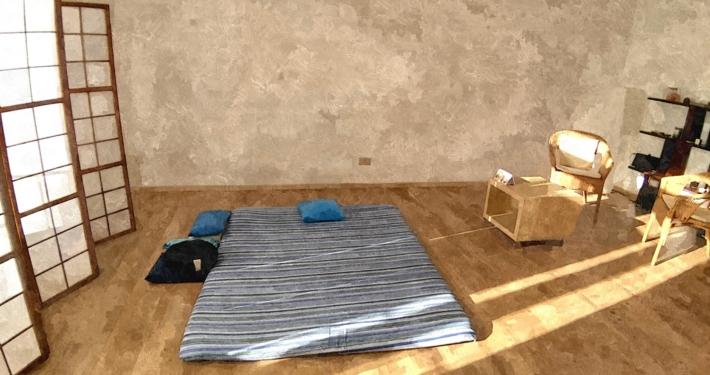Panoramica Studio Zen Shiatsu Pittura Olio