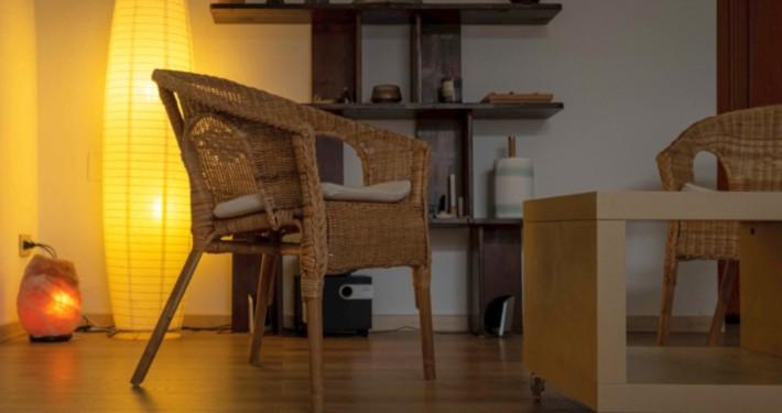 Studio Zen Shiatsu, sede colloquio con il ricevente