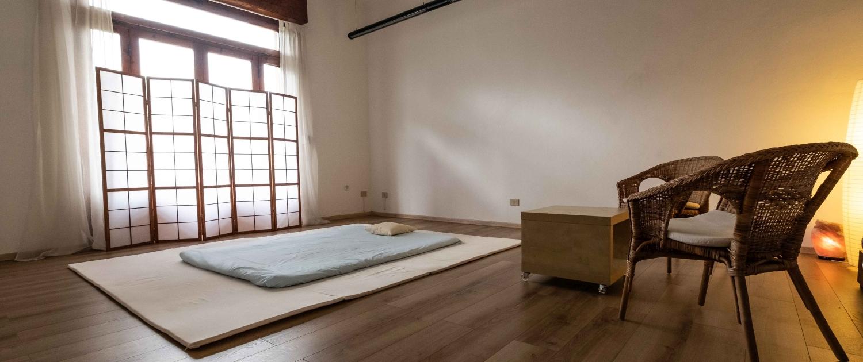 Panoramica Studio di Zen Shiatsu, San Giuliano Terme (Pisa)
