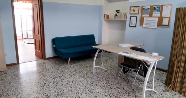 sala attesa studio zen shiatsu