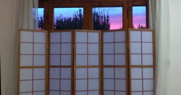 vista tramonto studio zen shiatsu
