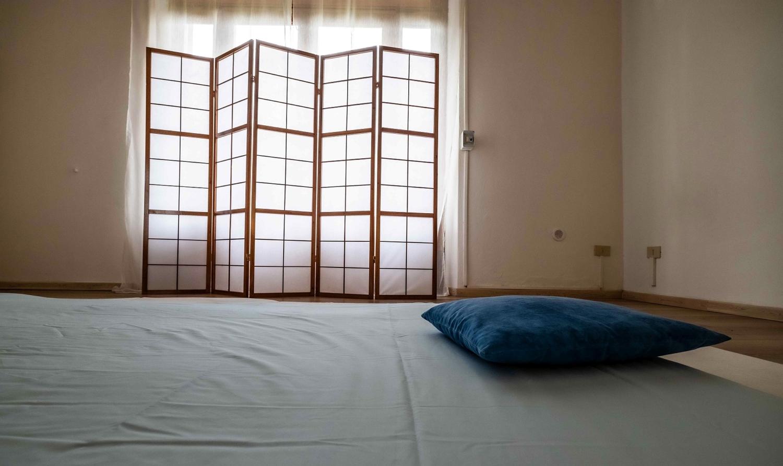 Vista Studio Zen Shiatsu, futon